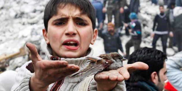 Más de 11.400 menores de edad han muerto violentamente en Siria desde el inicio de la