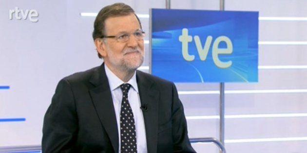 Rajoy en RTVE: