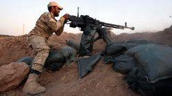 El ejército iraquí recupera enclaves en manos del Estado