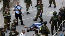Palestina, violencia sin