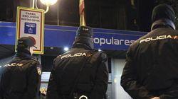 Dos detenidos en prisión por presuntas amenazas de bomba contra el
