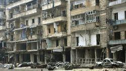 Retraso en salida de civiles y rebeldes de Alepo, según las
