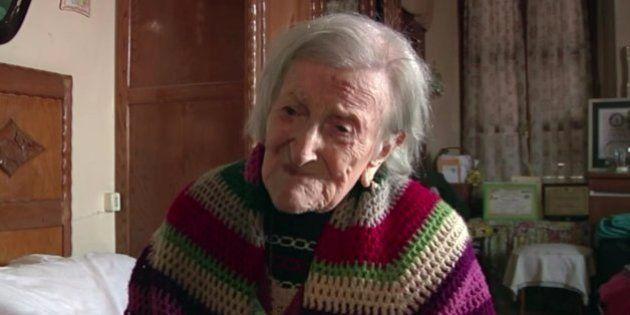 La mujer más vieja del mundo desvela qué es lo que come a