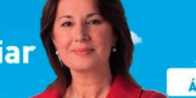 Maria Àngels Olano, la exdiputada que dejó el PP, apoya a Artur Mas en un