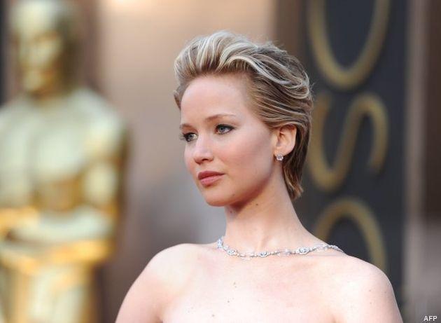 Jennifer Lawrence: su caída (sí, otra vez) en los Oscar 2014