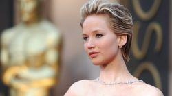 Sí, Jennifer Lawrence se ha vuelto a caer