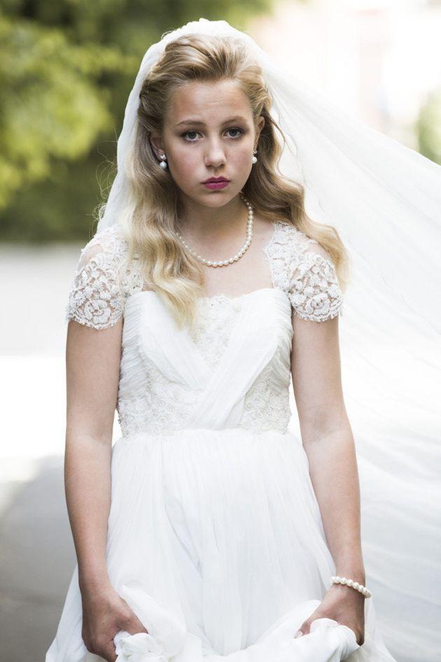 La historia de la novia noruega de 12 años y lo que esconde