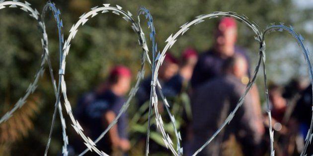 Hungría decreta el estado de emergencia en la frontera con