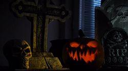 ¡Haz tu propia calabaza de Halloween!