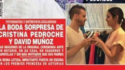 Cuándo, dónde y cómó: los detalles de la boda de Cristina Pedroche y David
