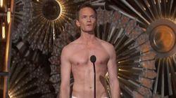 Oscar 2015: Neil Patrick Harris en calzoncillos y otros momentazos de la