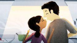 Las ilustraciones de esta artista captan a la perfección la belleza del amor