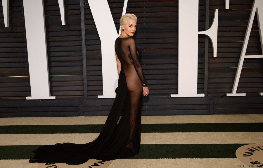 Oscar 2015: las transparencias de la fiesta 'Vanity Fair'