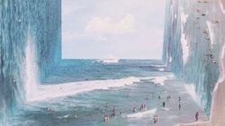 Las imágenes surrealistas de este artista y su mundo
