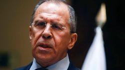 Lavrov se reunirá con Kerry para aliviar la tensión sobre