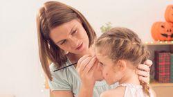 Atención, padres: consejos para disfrazar a los niños en