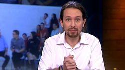 ¿A quién saludó Pablo Iglesias en 'El