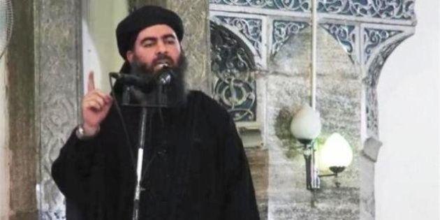 El líder del Estado Islámico llama a sus combatientes a no rendirse en