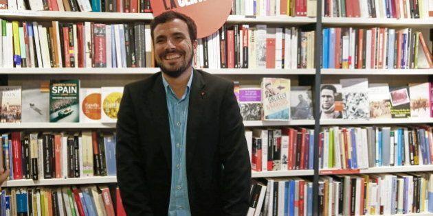 Alberto Garzón arrasa en las primarias de Ahora En