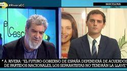Bronca entre Albert Rivera y Miguel Ángel Rodríguez: