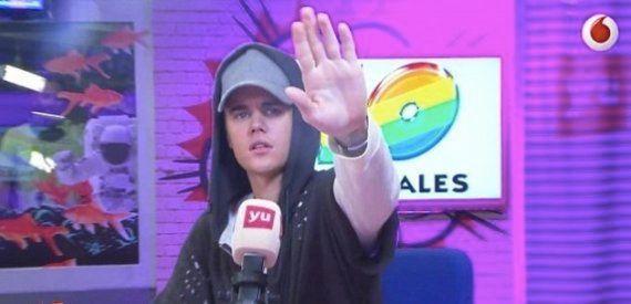 Los desplantes de Justin Bieber en España: ignora al Rubius, planta a Dani Mateo y bosteza en 'El