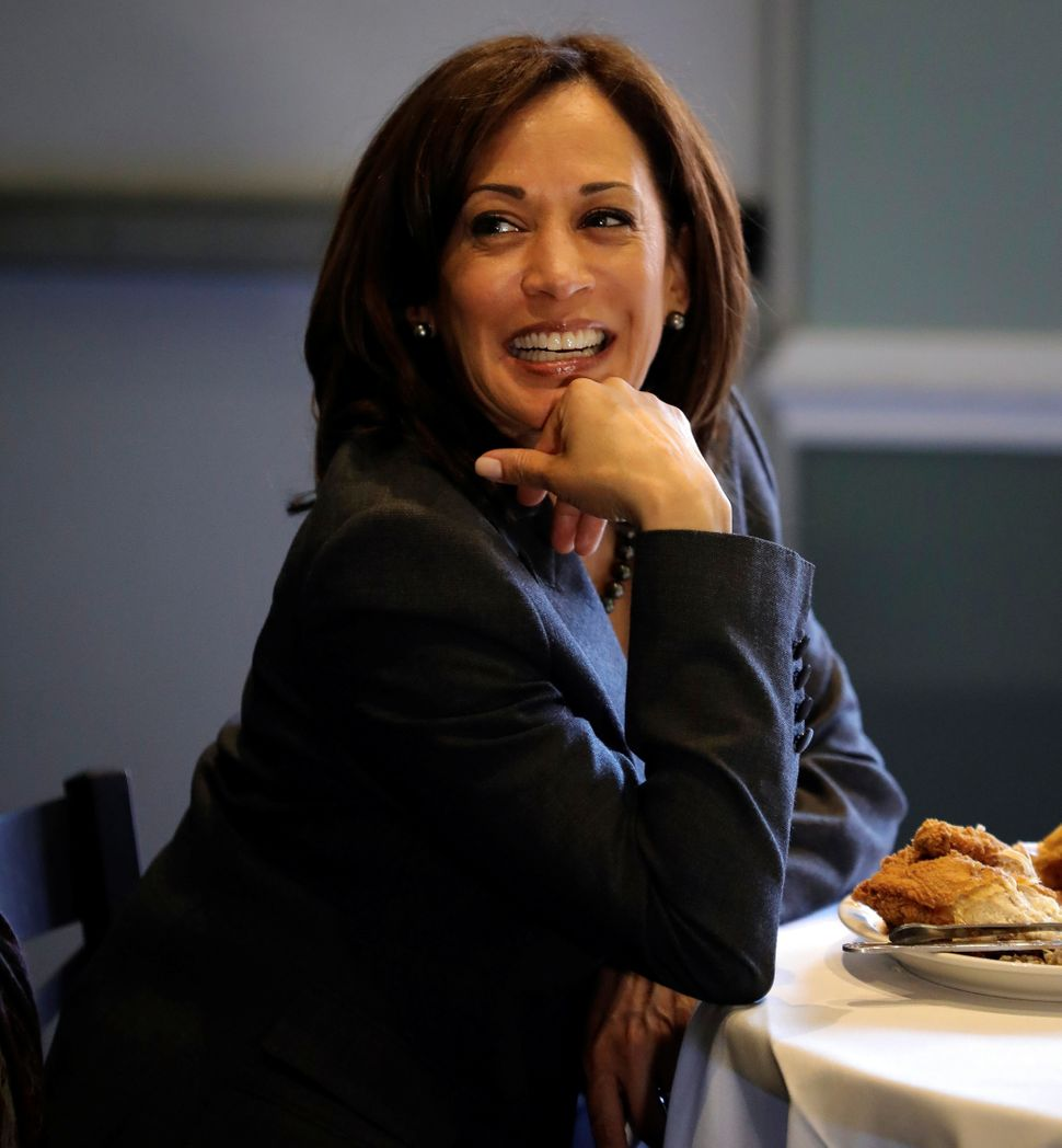 California Sen. Kamala Harris has been drawing comparisons to Obama for at least eight years.