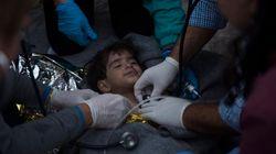 Al menos 7 refugiados muertos y 244 rescatados en un dramático naufragio en