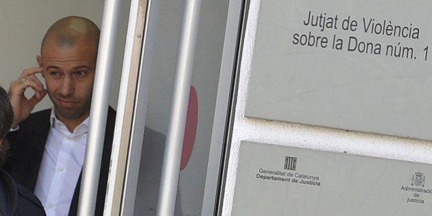 Mascherano admite un fraude de 1,5 millones de euros a