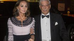 Vargas Llosa no quiere hablar de Isabel Preysler para no
