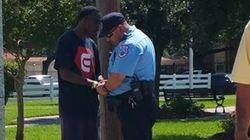 El viral reencuentro entre un ex-preso y el policía que le