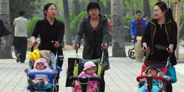 China pone fin a la política de hijo único: permitirá dos por