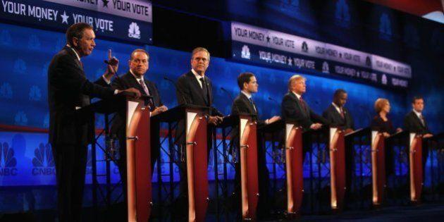 Tercer debate republicano: el día en el que Donald Trump dejó de ser el