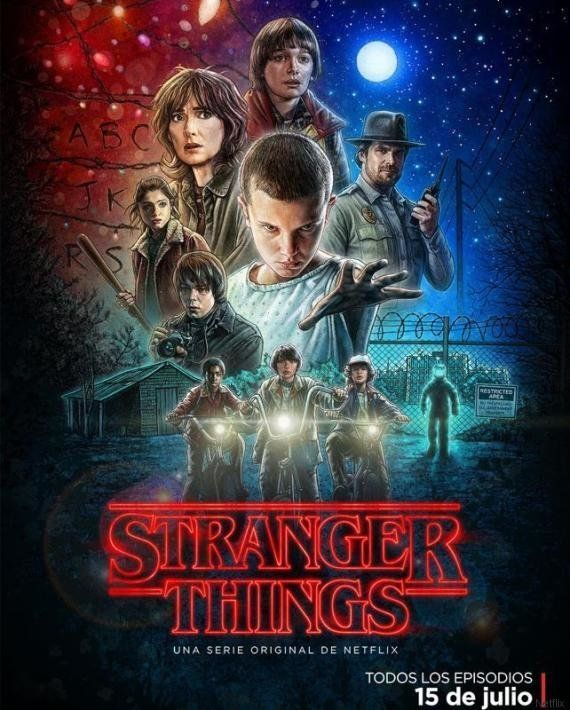 'Stranger Things': ¿Cuántas referencias a la cultura pop has