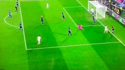 Magia absoluta de Silva en el primer gol de Morata