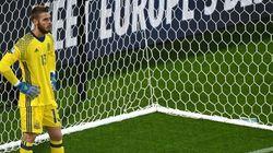 De Gea encaja sus primeros goles en la Eurocopa... y adivina quién es trending