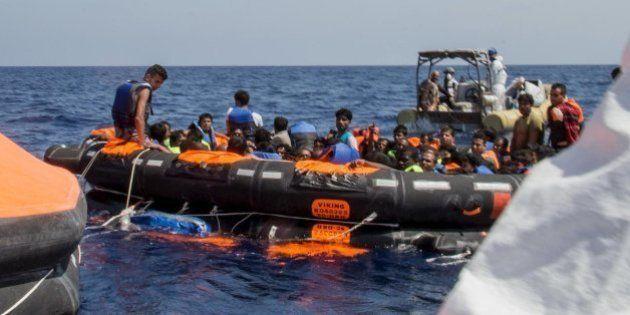 Catástrofe en el Mediterráneo: