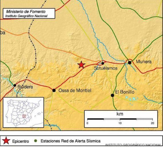 Un terremoto de magnitud 5,2 con epicentro en Albacete sacude el centro y este de la