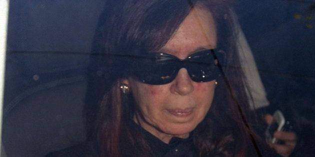 Cristina Fernández será operada este martes para quitarle un hematoma de la