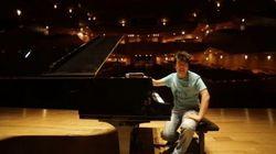 Lang Lang: piano, bermudas y paella en
