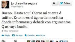 Jordi Sevilla deja Twitter: