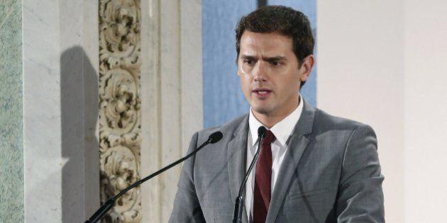 Rivera propondrá a Rajoy y Sánchez un