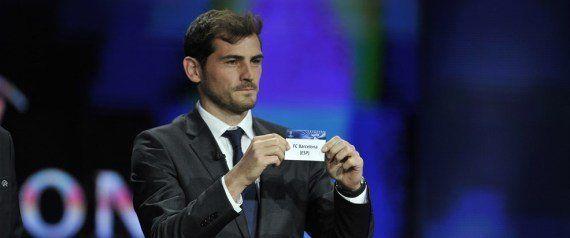 Champions League: suerte con matices para los españoles en la fase de