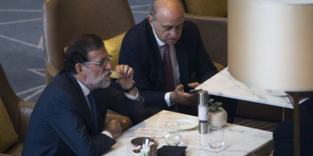 Fernández Díaz cree que las filtraciones quieren