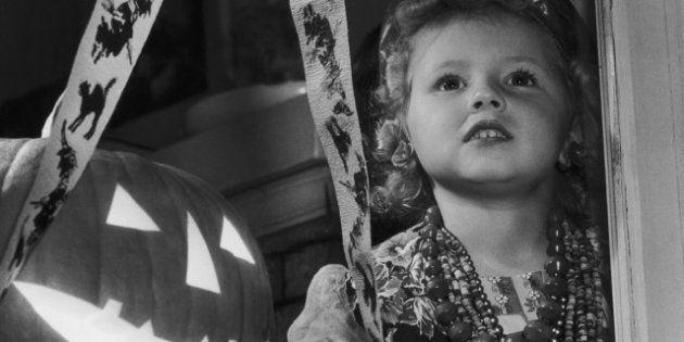 ¿Truco o trato?: Disfraces 'vintage' de Halloween