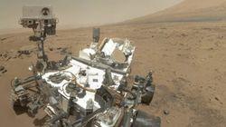 Curiosity: cuatro años buscando vida en