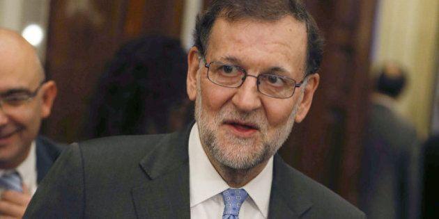 Rajoy, tras recibir el premio como mejor orador 2016: