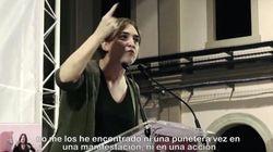 El enfurecido discurso de Ada Colau contra PP, PSOE, Ciudadanos y
