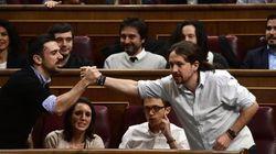 Iglesias se vuelca con Espinar tras la polémica por su