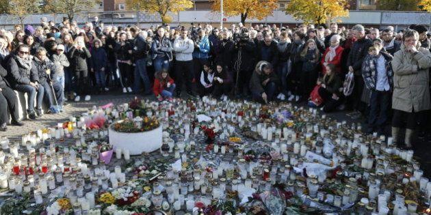 Los ataques racistas se multiplican en Suecia ante la llegada de más