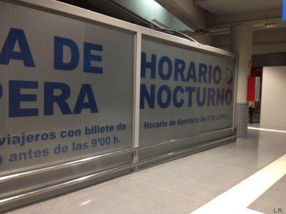 Refugiados en Madrid: la estación solidaria de los sueños por